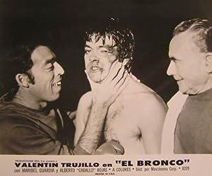 El Bronco. Movie Poster. (Cartel De La: Dirección: Edgardo Gazcón.
