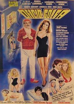 Oficio: Golfa. Movie poster. (Cartel de la Película).: Dirección: Pancho Sanchez. Con Rafael...