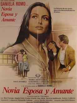 Novia, Esposa y Amante. Movie poster. (Cartel de la Película).: Dirección: Tulio Demicheli. ...