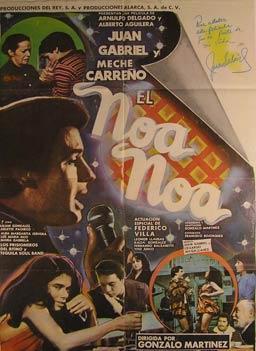 El Noa Noa. Movie poster. (Cartel de: Dirección: Gonzalo Martínez