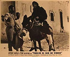 Vuelve el Ojo de Vidrio. Movie poster.: Dirección: René Cardona