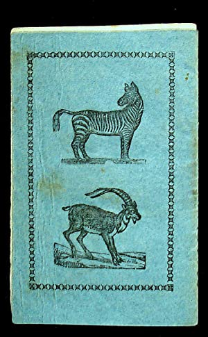 Children's History of Beasts, Advice, and select Hymns: Anonymous