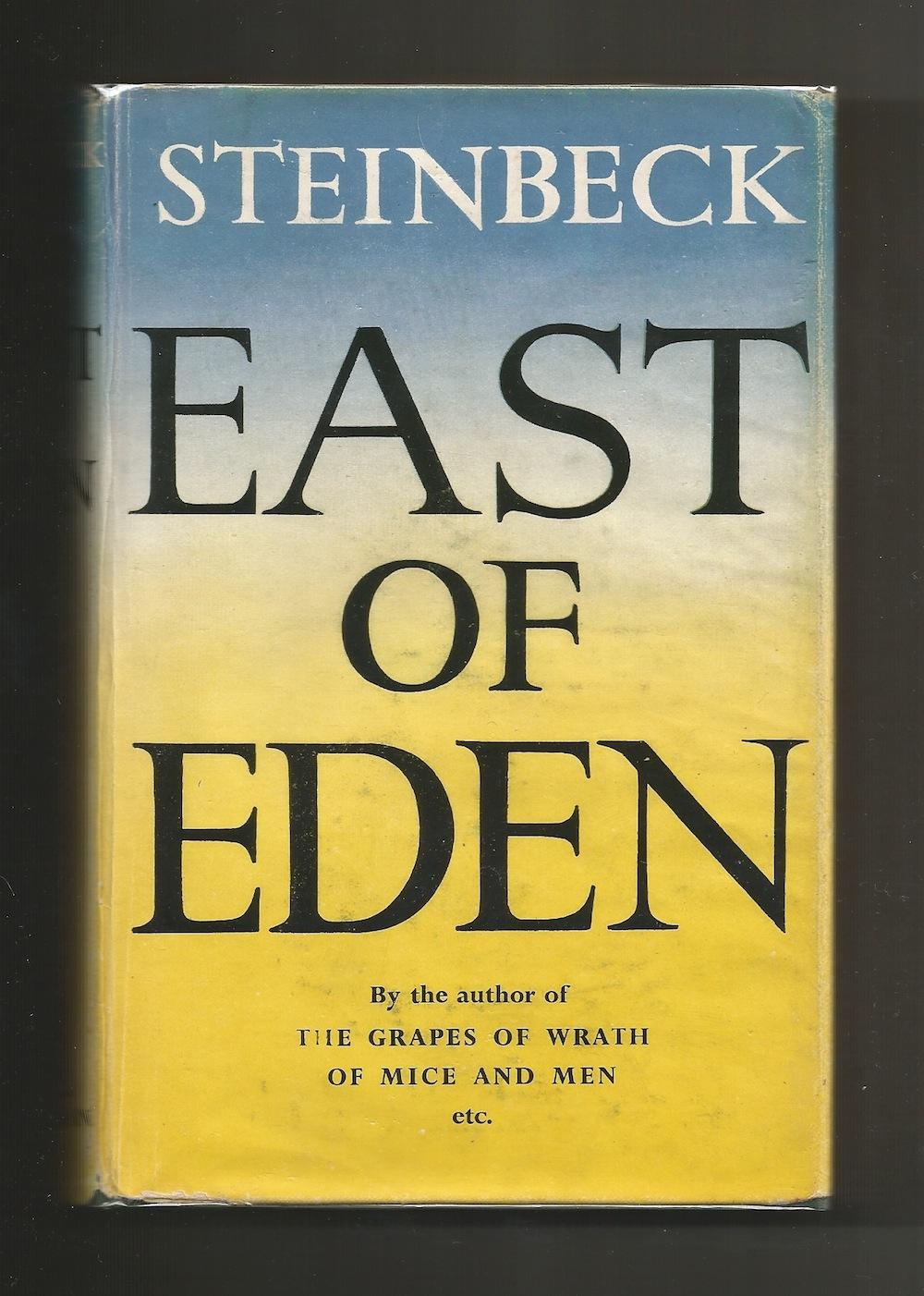 a book analysis of east of eden by john steinbeck The characters are all beautifully drawn and the story is captivating i'll add   east of eden by john steinbeck was our book club pick for this month i almost.