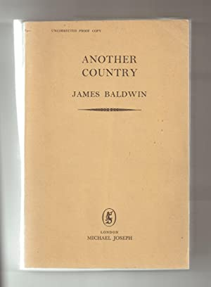 Another Country: Baldwin, James