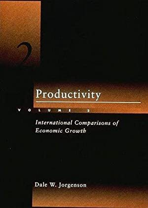 Productivity, Volume 2: International Comparisons of Economic Growth