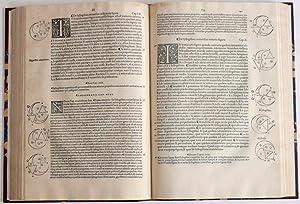 Logica Aristotelis ex tertia recognitione.: ARISTOTELES (Aristotle)