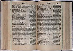 Il Petrarcha. Con d'espositione d'Alessandro Vellutello di: PETRARCA Francesco