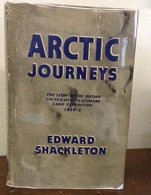 Arctic Journeys: Shackleton, Edward