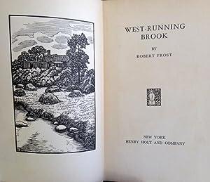 West-Running Brook: Frost, Robert
