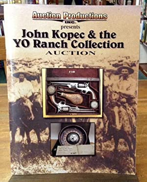 John Kopec & the Y-O Ranch Collection: Auction Productions Inc.