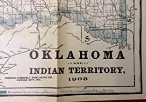 Indian Territory A Pre Commonwealth: Dunn, J. E.