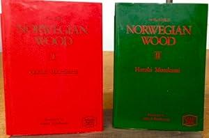 Norwegian Wood: Murakami, Haruki