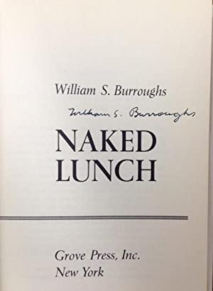 Naked Lunch: Burroughs, William