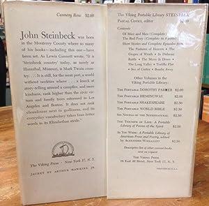 Cannery Row: Steinbeck, John