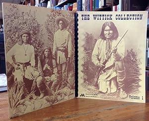 The Wittick Collection Volume 1: Olivas, Arthur (Photo Archivist)