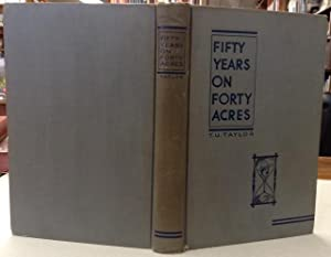 Fifty Years on Forty Acres: Taylor, T. U.