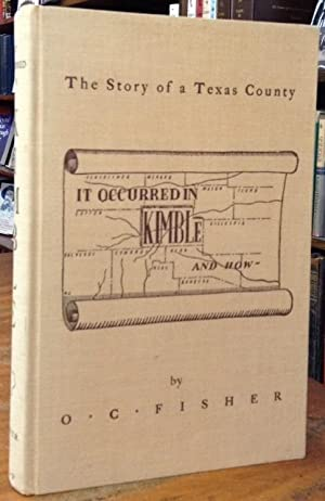 It Occurred in Kimble: Fisher, O. C.