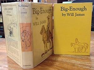 Big-Enough: James, Will