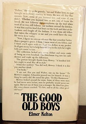 The Good Old Boys: Kelton, Elmer