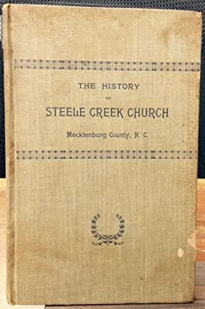 The History of Steele Creek Church, Mecklenburg County, N.C.: Douglas, John (Reverend)