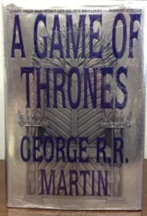 A Game of Thrones: Martin, George R.R.