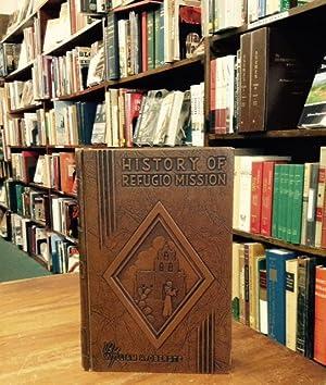 History of Refugio Mission: Oberste, William H.