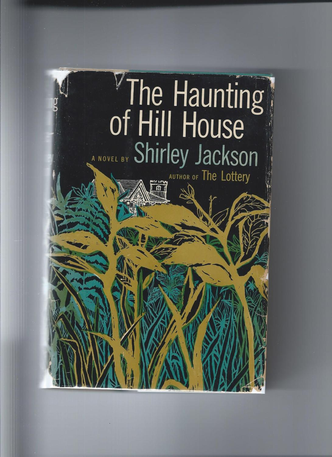 The haunting of hill house by shirley jackson abebooks fandeluxe Choice Image