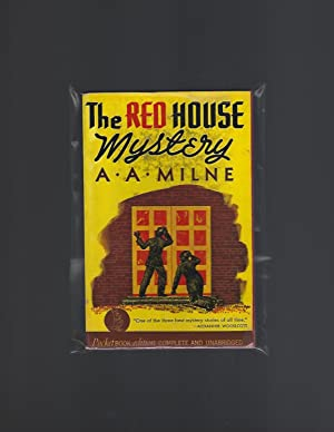 The Red House Mystery: Milne, A.A.
