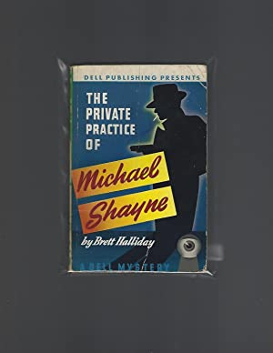 The Private Practice of Michael Shayne: Halliday, Brett