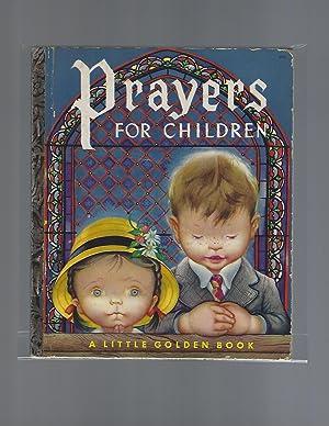 Prayers for Children: Wilkin, Eloise