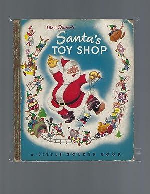 Santa's Toy Shop: Dempster, Al