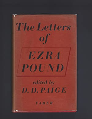 The Letters of Ezra Pound