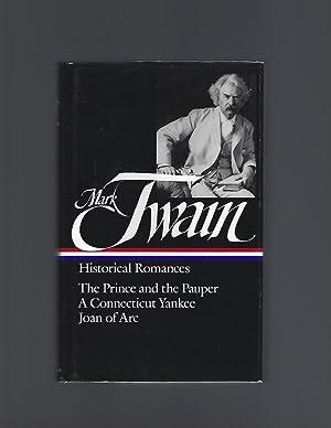 Mark Twain : Historical Romances : Prince: Mark Twain