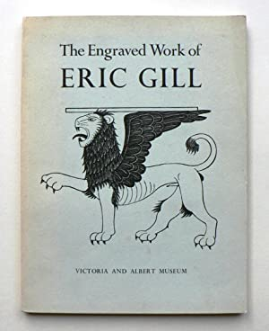 The Engraved Work of Eric Gill
