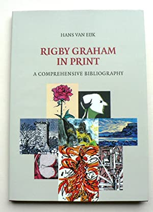 Rigby Graham in Print: A Comprehensive Bibliography