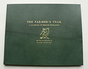 The Farmer's Year. A Calendar of English Husbandry (Designer Binding)