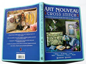 Art Nouveau Cross Stitch. Decorative Designs from the Turn of the Century.