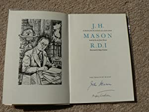 J.H. Mason, R.D.I.: a selection from the notebooks of a scholar-printer made by his son John Mason.