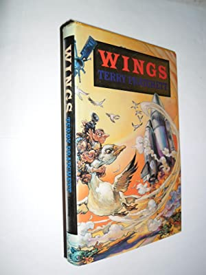 Wings.The Third Book Of Nomes