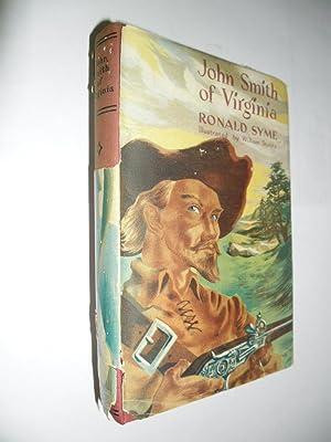 John Smith Of Virginia: Syme Ronald