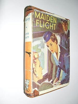 Maiden Flight: Beaty Betty
