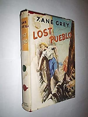 Lost Pueblo: Grey Zane