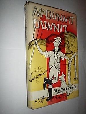 McDunnit Dunnit: Crump Wally