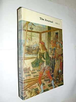 The Journal 1962-3