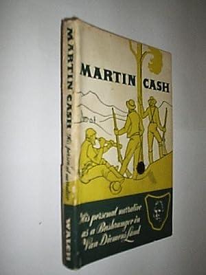 Martin Cash.The Bushranger Of Van Dieman's Land