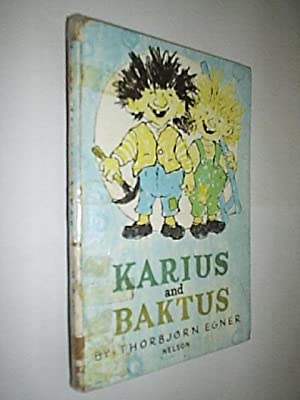 Karius And Baktus: Egner Thorbjorn