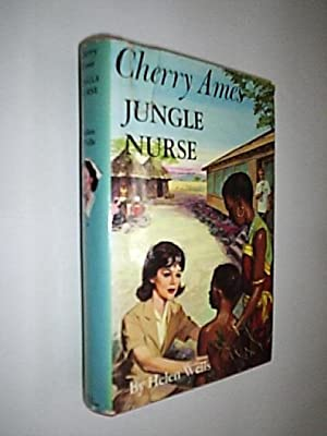 Cherry Ames Jungle Nurse