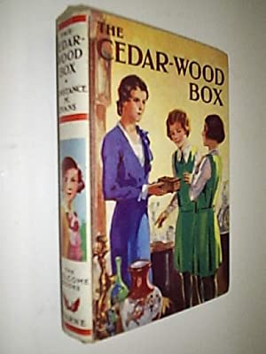 The Cedar-Wood Box