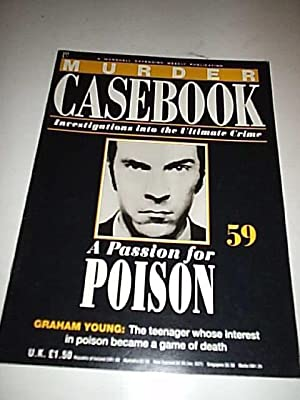Murder Casebook. Investigations Into The Ultimate Crime 59
