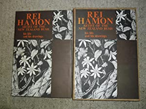 Rei Hamon Artist Of New Zealand Bush His Life And His Drawings